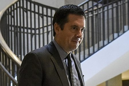 Nunes sought all documents on person described as longtime intelligence source