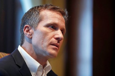 Charge against Missouri Gov. Eric Greitens is dropped, but prosecutors plan to revisit