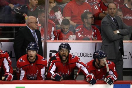 Capitals' depth a huge advantage over the Golden Knights in Stanley Cup finals