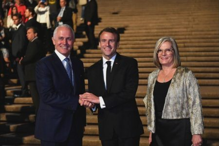 Macron calls Australian leader's wife 'delicious' — and demonstrates the perils of diplomacy in a foreign language