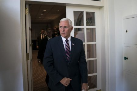 America is not as religious in practice or identity as Mike Pence told college graduates