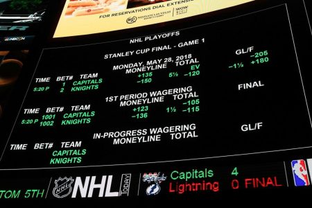 The house doesn't always win: Las Vegas may lose millions on the Golden Knights