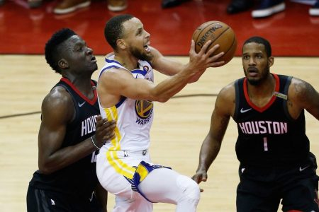 NBA playoffs: The third period is underway, and here come the Warriors