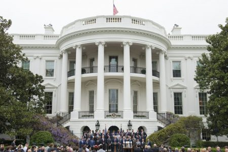 Eagles plan to visit Trump's White House, which may be awkward for their owner