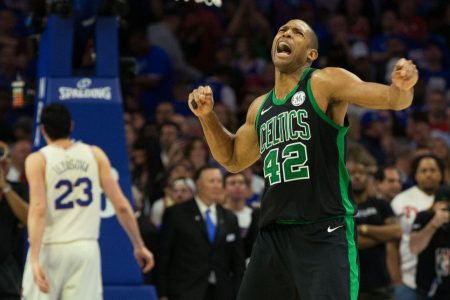 NBA playoffs live: Celtics squeak past 76ers in overtime, take commanding series lead