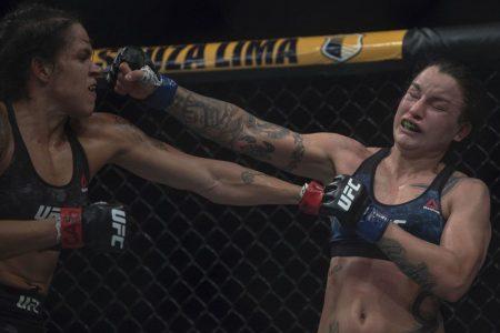 Raquel Pennington 'proud' coaches sent her into brutal fifth round against Amanda Nunes