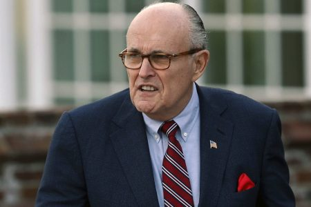 'We're not suckers': Giuliani says he won't let Mueller 'trap' Trump into perjury