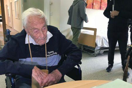 Australian, 104, dies in assisted suicide in Switzerland