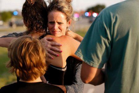 Civilian kills gunman after shooting at Oklahoma restaurant