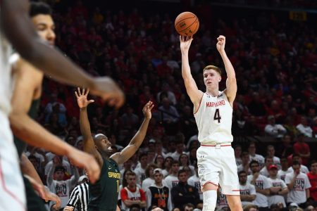 Kevin Huerter was a big winner at NBA draft combine. Now Maryland might have to hold its breath.