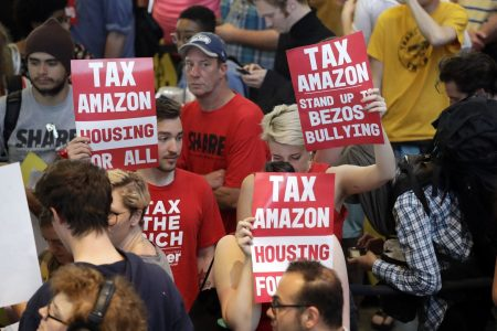 After Amazon opposition, Seattle passes compromise tax to fund homeless services