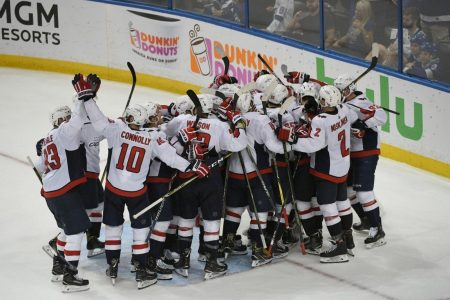Washington Capitals are heading to Stanley Cup finals, extinguish Tampa Bay Lightning in Game 7