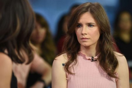 Amanda Knox shines spotlight on public shaming in new docuseries, as term 'Foxy Knoxy' still haunts her
