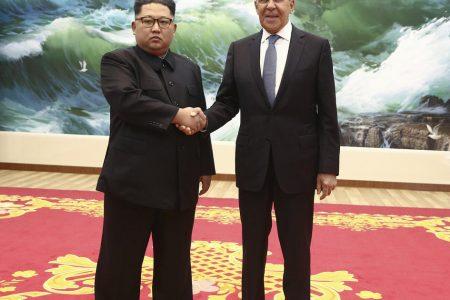 Russia invites North Korea's Kim Jong Un to visit