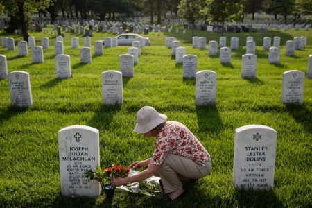 Arlington Cemetery, Nearly Full, May Become More Exclusive