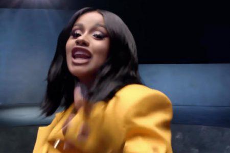 Cardi B livens up Maroon 5's already star-studded 'Girls Like You' music video