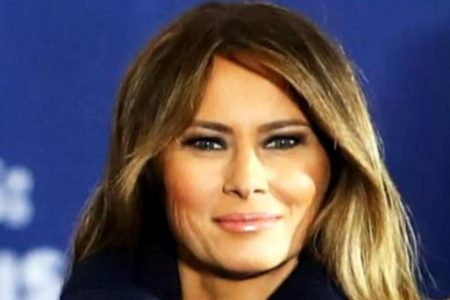 Trump provides updates on first lady Melania Trump after medical procedure