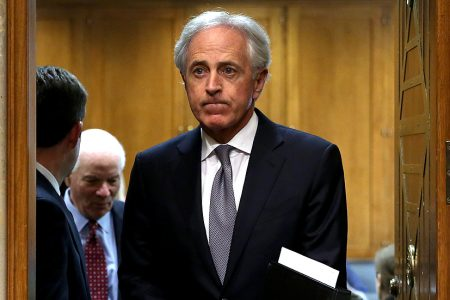 Corker turns downs Trump's offer to be ambassador to Australia