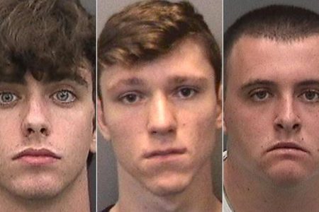 Street racers kill mother pushing a stroller, Florida police say