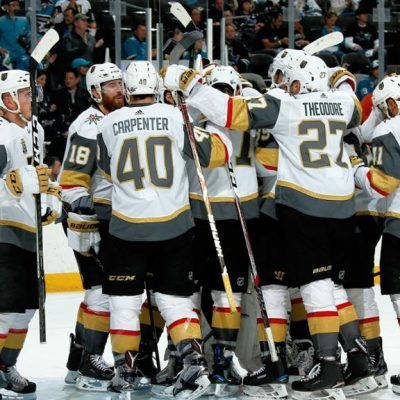 Golden Knights shut out Sharks in Game 6, advance to Western Final