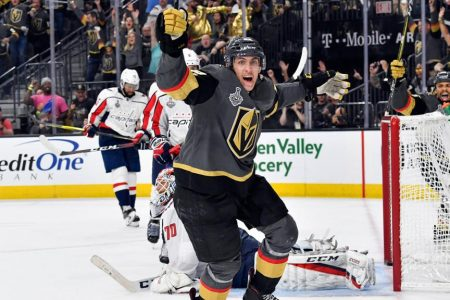 Nosek, Golden Knights crowd among top performers in Game 1 of Final