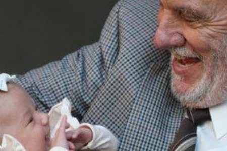 Man who helped save more than 2 million babies gives final blood donation