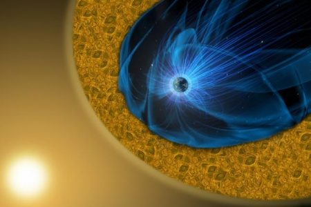 NASA Discovers Strange Magnetic Explosion in Earth's Turbulent Outer Atmosphere