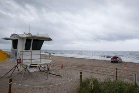 Florida declares emergency ahead of subtropical storm Alberto's heading toward Gulf Coast