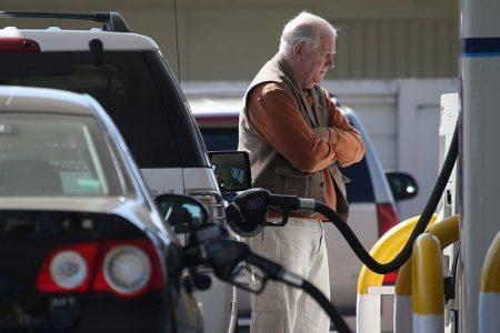 Gas prices reach $5 per gallon in Manhattan