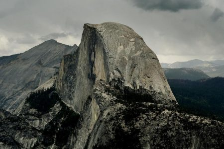 Hiker falls to death from Yosemite's Half Dome trail, park officials say