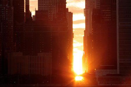 Manhattanhenge 2018: How to watch New York City's spectacular sunset