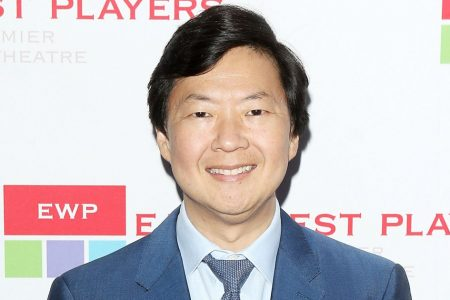 Ken Jeong jumps off stage mid-show to help audience member having seizure