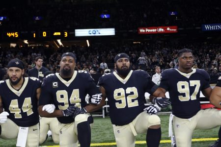 Report: NFL Did Not Hold Official Vote for National Anthem Policy Change