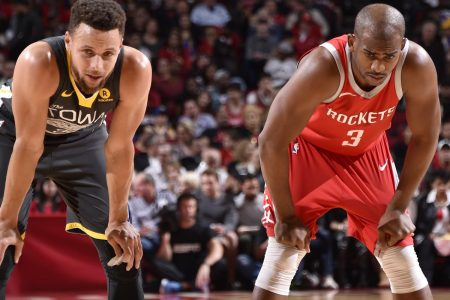 Stephen Curry Says Chris Paul Taught Him How to Prepare, Handle Himself Like Pro