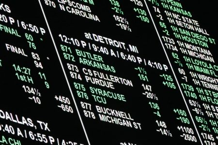 US Supreme Court Rules State Ban on Sports Betting Is Unconstitutional