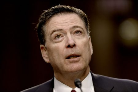 Is James Comey a Beyonce Fan? FBI Director Reveals He Sang Lyrics To 'Sandcastles' During Official Meeting