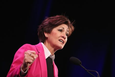 Iowa Governor Kim Reynolds Signs 'Heartbeat' Bill Into Law, Banning Abortions After 6 Weeks