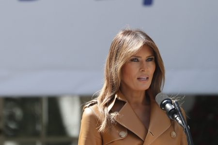 Melania Trump Reused An Obama-Era Pamphlet For Her New Anti-Cyberbullying Campaign
