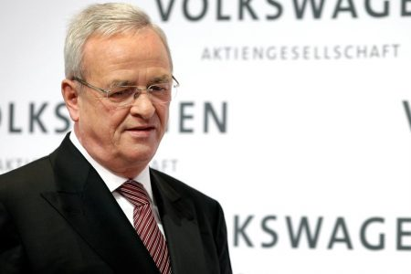 Ex-Volkswagen CEO Charged With Fraud Over Diesel Emissions