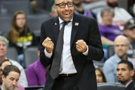 David Fizdale Is Totally Going to Save the Knicks
