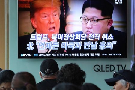 Keeping Summit Hopes Alive Suggests Kim Wants and Needs a Deal, Too