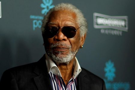 Morgan Freeman's Voice Pulled From Advertisements Amid Sexual Harassment Allegations