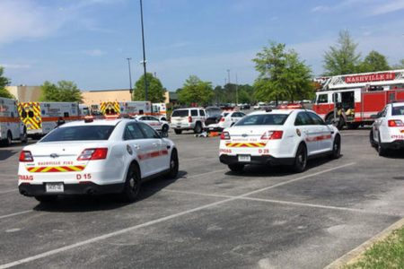 Man shot, critically wounded at Opry Mills Mall in Nashville, Tennessee