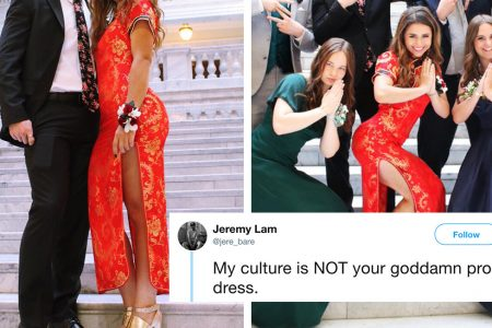 This Teen Wore A Traditional Chinese Dress To Prom And Caused A Huge Controversy