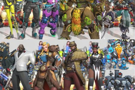 'Overwatch' Anniversary 2018 Skins Leaked: Bio Torb, Sherlock McCree and More