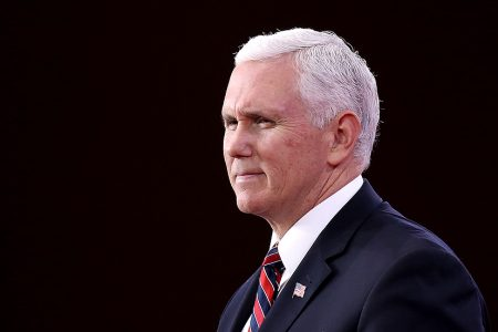 Pence: 'There's prayer on a regular basis in this White House'