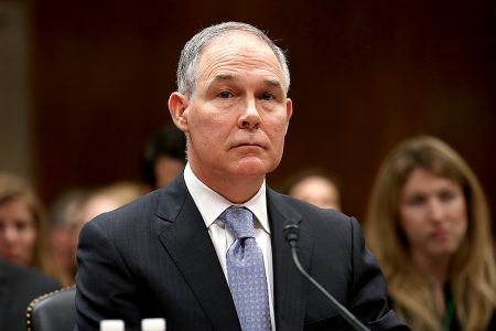 EPA reverses course, lets reporters into hearing after outcry