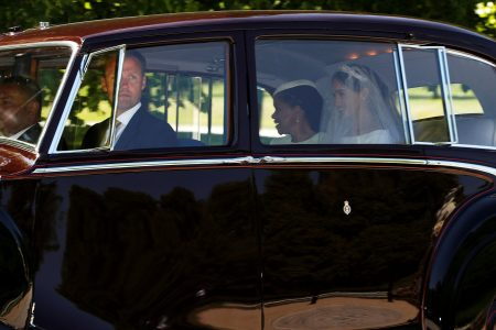 Meghan Markle's Wedding Tiara Is the Queen Mary Diamond Bandeau