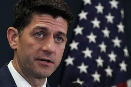 Ryan urges GOP unity after farm bill failure, discharge petition
