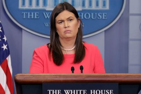 White House: Calling MS-13 'animals' isn't 'strong enough'